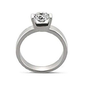 Jewelry - 2 Ct. diamond solitaire ring anniversary ring new